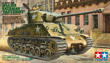 "Tamiya 35346 1/35 U.S. MEDIUM TANK M4A3E8 SHERMAN ""EASY EIGHT"" EUROPEAN THEATER"
