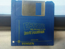"""Commodore Amiga """"escape from the Planet of the Robot Monsters"""" original funzt"""