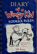 Diary of a Wimpy Kid ~ Rodrick Rules, Book 2 by Jeff Kinney (Paperback)