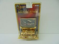 Dale Earnhardt #3 GM Goodwrench Service Plus 99 Chev MC 24KT GOLD Nascar Diecast