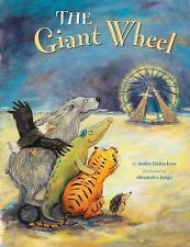 Giant Wheel by Andre Usatschow (2010, Hardcover)