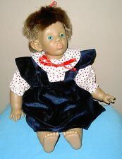 Spanish Expression character doll by Jumaco Medium  SALE