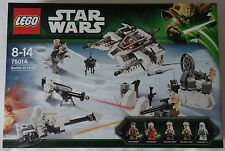 LEGO® Star Wars™ 75014 Battle of Hoth™  NEU & OVP  new and sealed