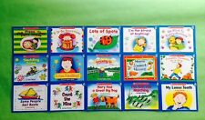 Lot 15 Level C Preschool Kindergarten Homeschool Learn to Read Books NEW