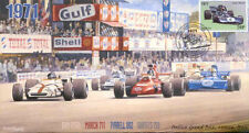 1971 BRM P160 MARCH TYRRELL 002 & SURTEES MONZA F1 cover
