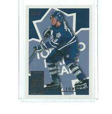 1994-1995 TOPPS NEW TO THE GAME HOCKEY KENNY JONSSON #9NG
