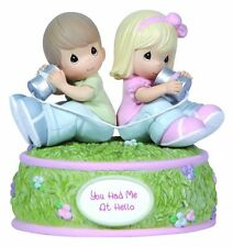 Precious Moments You Had Me At Hello Musical Figurine
