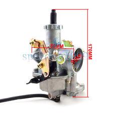 Carb PZ30 Carburateur de pompe d'accélération pour 200 250cc ATV Quad Dirt Bike