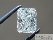 1.24ct I VVS2 Radiant Cut Diamond GIA R7222 Diamonds by Lauren