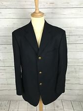 "Mens PAL ZILERI Pull Jacket/Blazer - Medium 44"" - Navy - Great Condition"