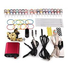 Professional Tattoo Set Kit High-quality Tatoo Machine and Supplies Liner Shader