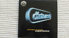 Definition of Sound Experience (Very Rare/N Mint) UK 1996 PROMO CD