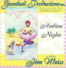 1989 Greathall Productions Arabian Nights as told by Jim Weiss