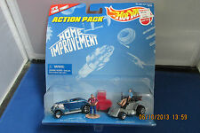1996 Hot Wheels Action Pack Home Improvement Tool Time 2 Pack