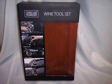 Premium Wine Gift Set -Unique Bottle Opener Corkscrew All-in-one Accessories Set
