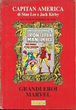 GRANDI EROI MARVEL - CAPITAN AMERICA Volume n° 1 (Comic Art, 1992)