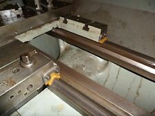 Colchester Lathe Bed Way Wipers For Student And Master Mk1 & Mk2