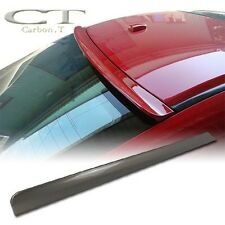 Painted For  Nissan Altima 4D Sedan Rear Roof Spoiler 13-15 & Free LED Light
