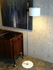 Vintage Coupe Floor Lamp by Joe Colombo for Ostuni O-luce 1967 Milano Italy
