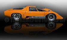 1969 McLaren M6B GT Can-Am Vintage Classic Race Car Photo (CA-0937)