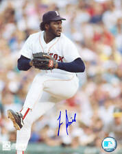 Lee Smith Boston Red Sox Autographed Signed 8x10 Photo COA