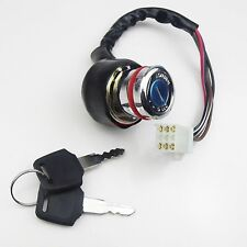 Ignition Key switch 6 WIRE KAZUMA FALCON ROKETA ATV 50CC 70CC 90CC 110CC 125CC