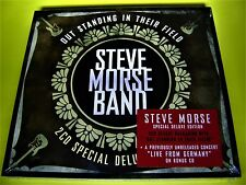 STEVE MORSE BAND - OUT STANDING IN THEIR FIELD | 2CD SPECIAL DELUXE EDITION  OVP