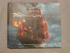 Disney Editions Deluxe The Art of Pirates of the Caribbean On Stranger Tides #