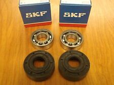 SKF crank crankshaft bearings and oil seals for Husqvarna 346xp, 350, 353 NEW