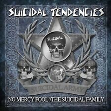 No Mercy Fool!/Suicidal Family - Suicidal Tendencies (2010, CD NEUF)