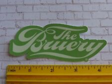 Cool BEER Collectible STICKER ~*~ The BRUERY ~ Orange County, CALIFORNIA Brewery