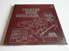 Country Music Cavalcade NASHVILLE SCRAPBOOK (Circa 1970) 3 Rcd Box Set MINT