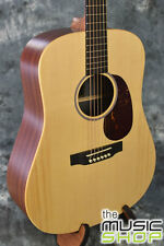 New Martin DX1AE X Series Dreadnought Acoustic Electric Guitar - Solid Top