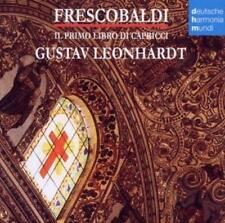 Gustav Leonhardt - Il primo libro di Capricci *CD*NEU*