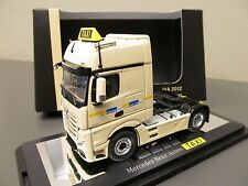 Model 1:50 Mercedes-Benz Actros TAXI Special model IAA 2012 limited 300 Piece