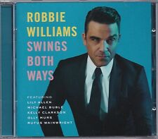 Robbie Williams - Swings Both Ways  CD    NEU & UNGESPIELT - NICHT FOLIERT !