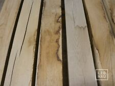 Solid European Oak Beam Wooden Timber Sleeper AD 13x13cm 2,4 m air dried Sawn
