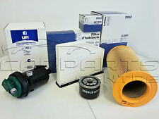 FOR DUCATO MULTIJET 2.3 JTD OIL AIR COMPLETE FUEL FILTER HOUSING POLLEN SERVICE