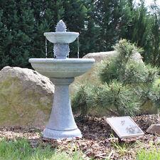Solar Springbrunnen Garten Brunnen Gartenbrunnen Gartenspringbrunnen Wasserspiel
