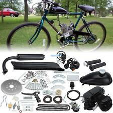 50cc 2 Stroke Petrol Gas Bicycle Motorized Bike Engine Motor Kit Single Cylinder