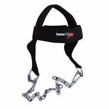 TurnerMAX Head Harness Dipping Training Neck builder Cotton Fitness Exercise