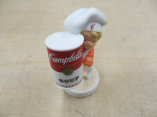 2003 Campbell's Soup Kids Boy Porcelain Figurines - 4""