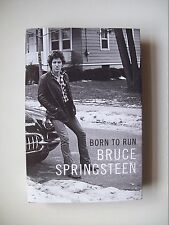Bruce Springsteen, Born To Run, First Edition H/B book