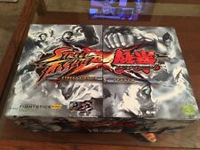 Street Fighter X Tekken Fight Stick Pro Tournament Edition Para Xbox 360 Arcade