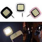 Portable Rechargeable Mini 16 Selfie Flash LED Camera Lamp Light For All Phone