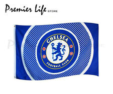 Chelsea F.C. Flag - Latest Bullseye Design Flag