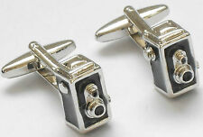 (PRL) ROLLEIFLEX BIOTTICA GEMELLI POLSO CUFFLINKS BOXED CLASSIC TLR CAMERA PHOTO