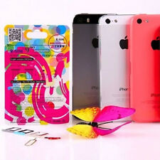 Fashion Genuine R-SIM 9 Pro SIM Card for iPhone 4s 5 5c 5s GSM CDMA WCDMA iOS7.x