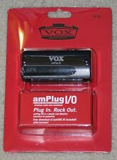 Vox amPlug I/O Guitar Headphone/USB Audio Interface w/tuner! Jamvox III download