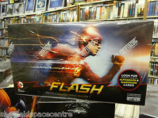 Flash TV Series Trading Cards Season One Factory Sealed Box by Cryptozoic